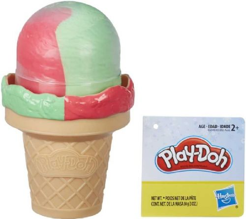 Play Doh Ice Pop N Cones (Styles Vary)
